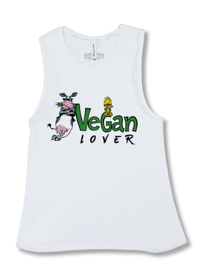 Vegan_Muscle_Tank_Tops_for_Womens_Workout_Cotton_Tank_Top_Vegan_Love