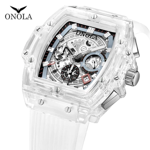 The ALL NEW! Signature Luxury Transparent Watch