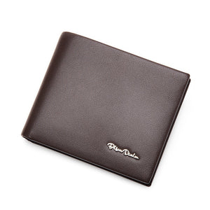 Signature Leather Wallet