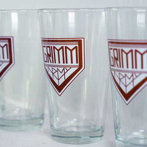 GrimmArmy Pint Glass