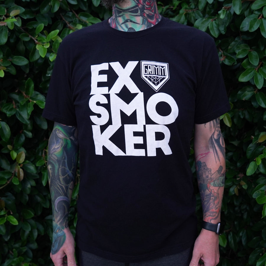 The Happy Accident EX SMOKER T-Shirt