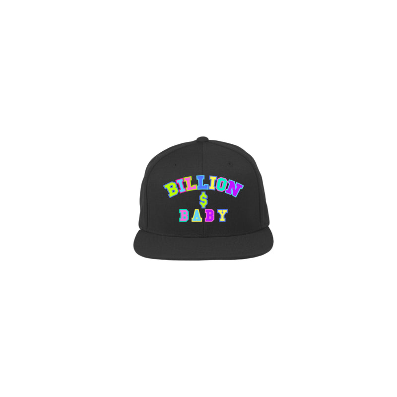 Stacked Hat - Black