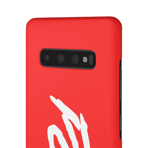 PCP PHONE CASE - RED