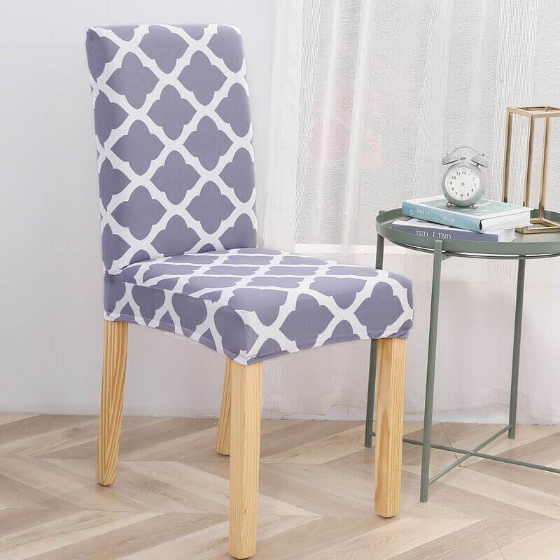 Chair Covers|Stretch Washable Dining Room Chair Covers|Soft Spandex Elastic Chair Cover|Seat Covers|18 Colors