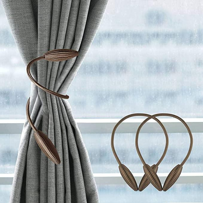 4/8 Pcs Arbitrary Shape Strong Curtain Tie backs