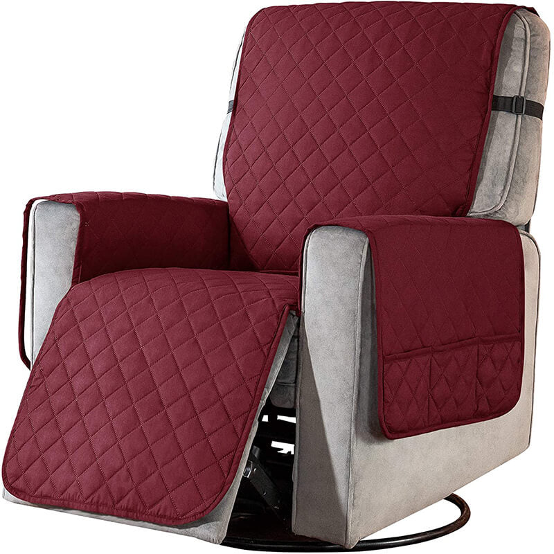 Reversible Oversized Recliner Chair Cover