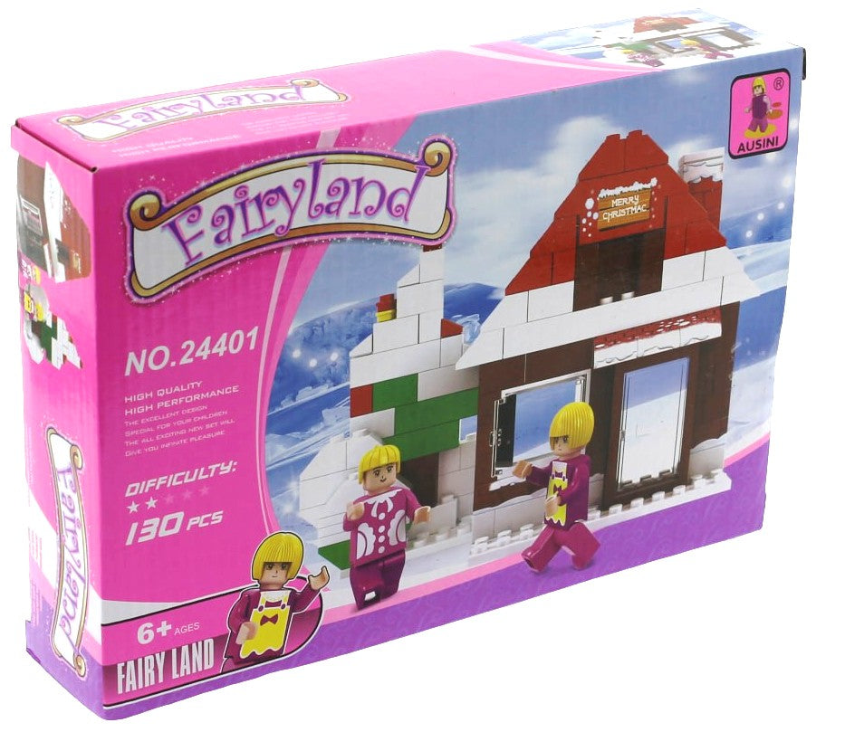 Fairland Chalet- 130 Pieces