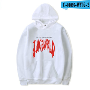 rapper Juice Wrld Hoodies Men/Women 2019 New Arrivals Fashion print pop hip hop style cool Juice Wrld sweatshirt hoody coats