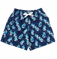 Preorder Sea Breeze Boy's Swim Trunks 4-5