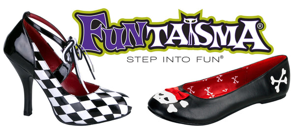 New Selection of Funtasma Footwear