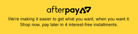 Afterpay Option