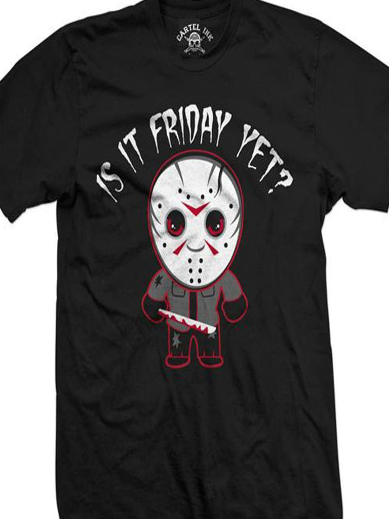 Is it Friday Yet Men's T-Shirt - The Atomic Boutique