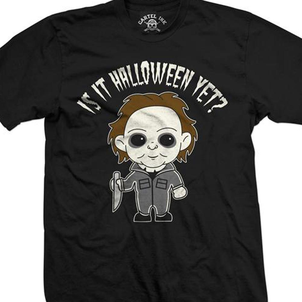 Is it Halloween Yet Men's T-Shirt - The Atomic Boutique