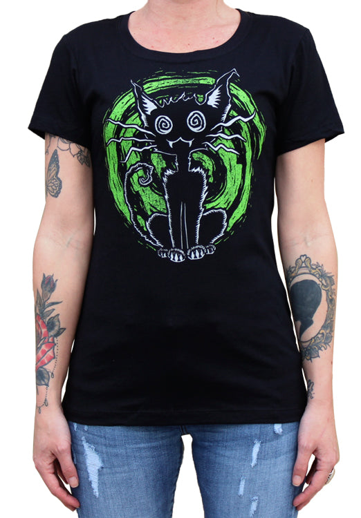 Crazy Alley Cat T-Shirt