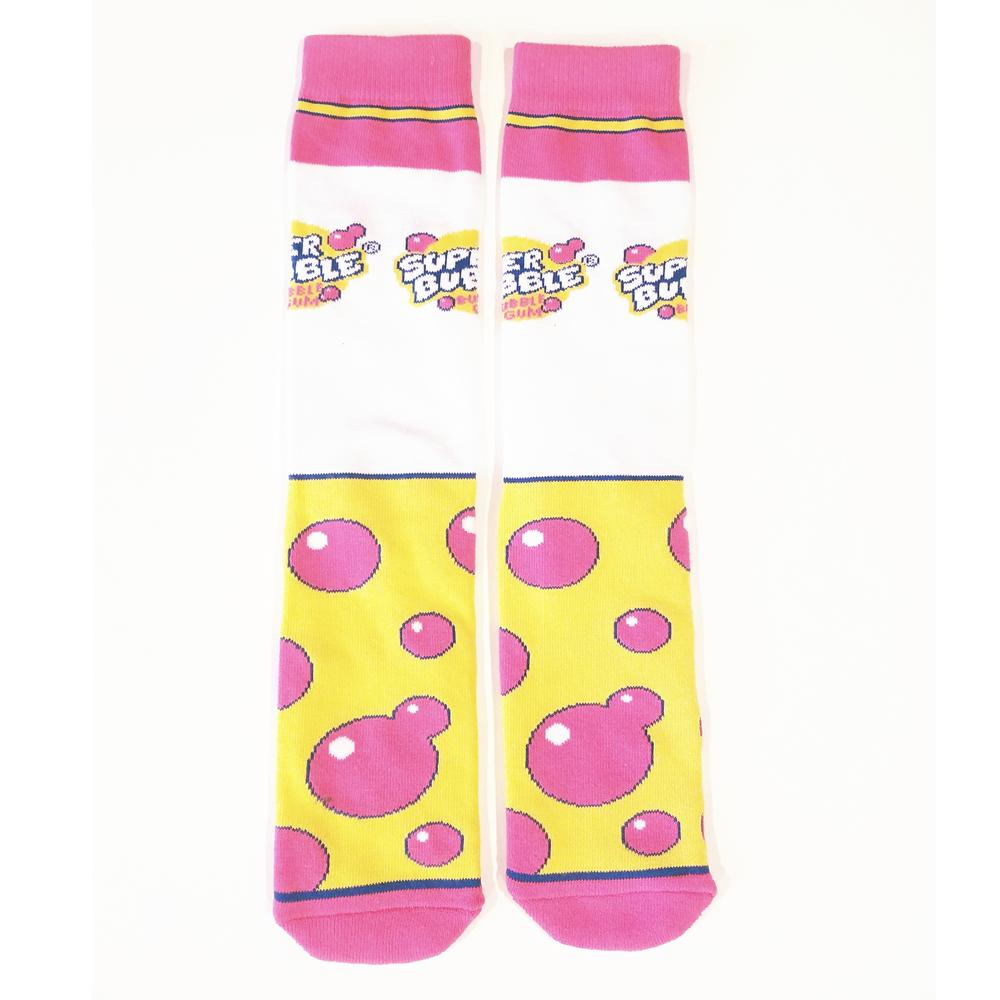 Men's Super Bubble Crew Length Socks
