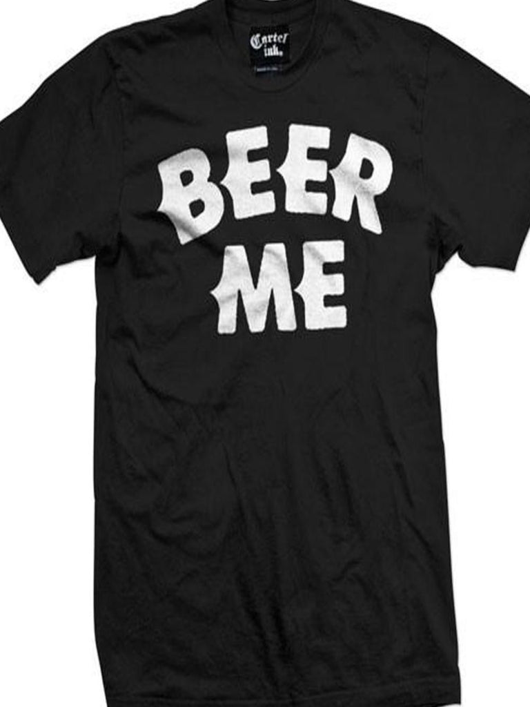 Beer Me Men's T-Shirt - The Atomic Boutique