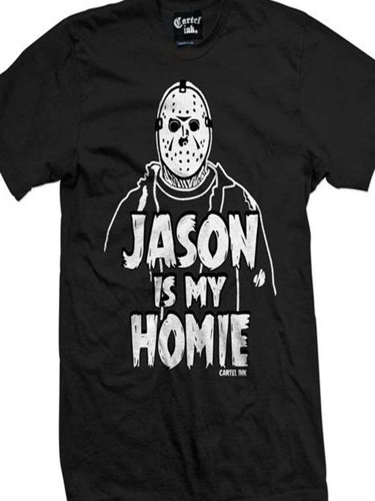 Jason is my Homie Men's T-Shirt - The Atomic Boutique
