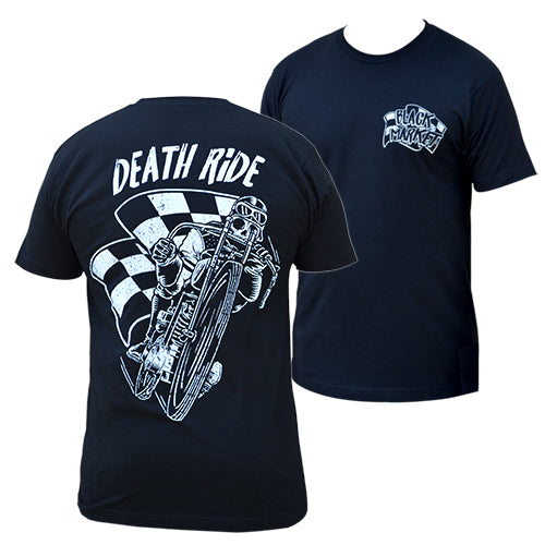 Death Motorcycle Ride Men's T-Shirt