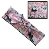 Disney Evil Villians Fabric Head Wrap - The Atomic Boutique
