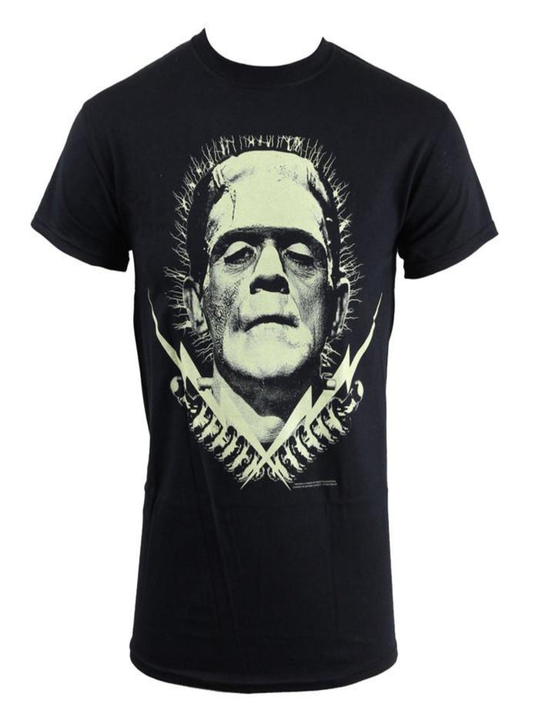 Universal's Frankenstein Glow In The Dark T-shirt - The Atomic Boutique