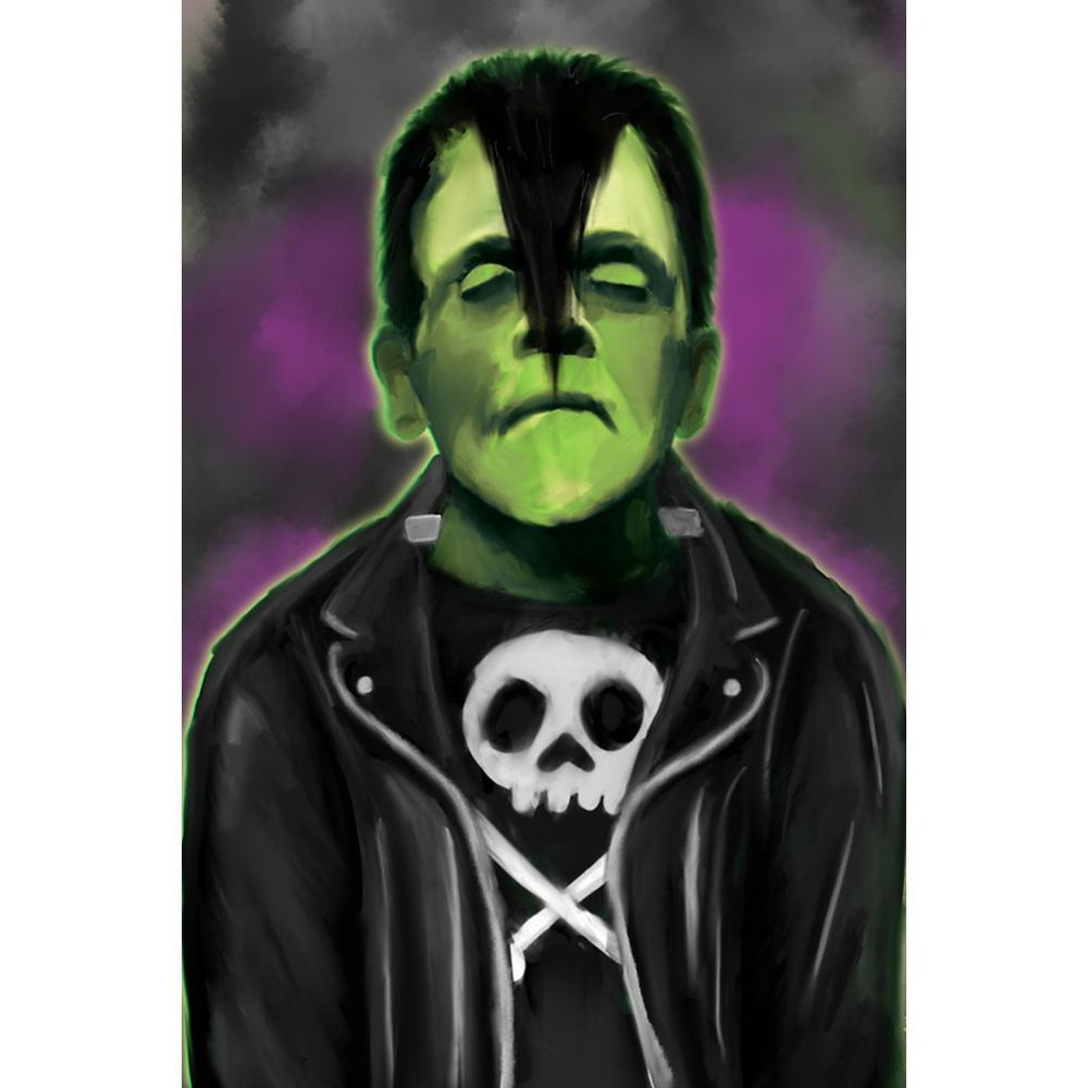 Glenstein Danzig Fine Art Print - The Atomic Boutique
