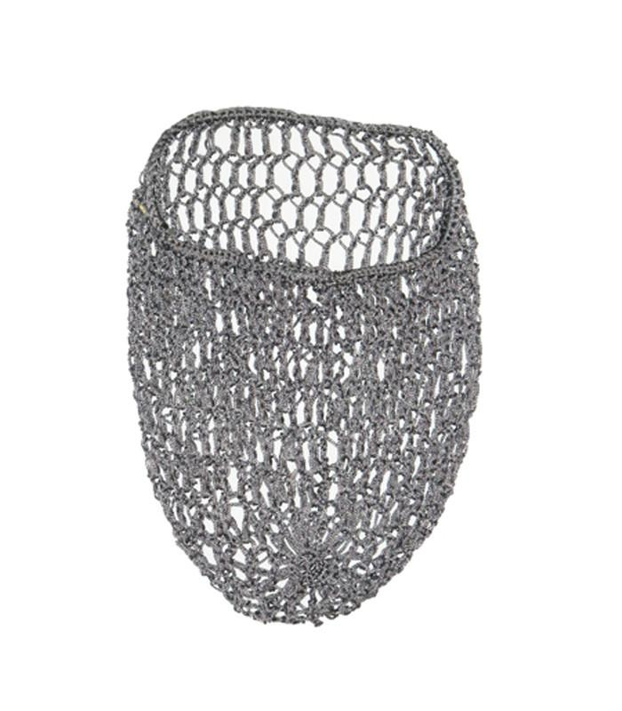 Grey Snood Hair Net - The Atomic Boutique