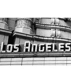 Los Angeles Marquee Art Print - The Atomic Boutique