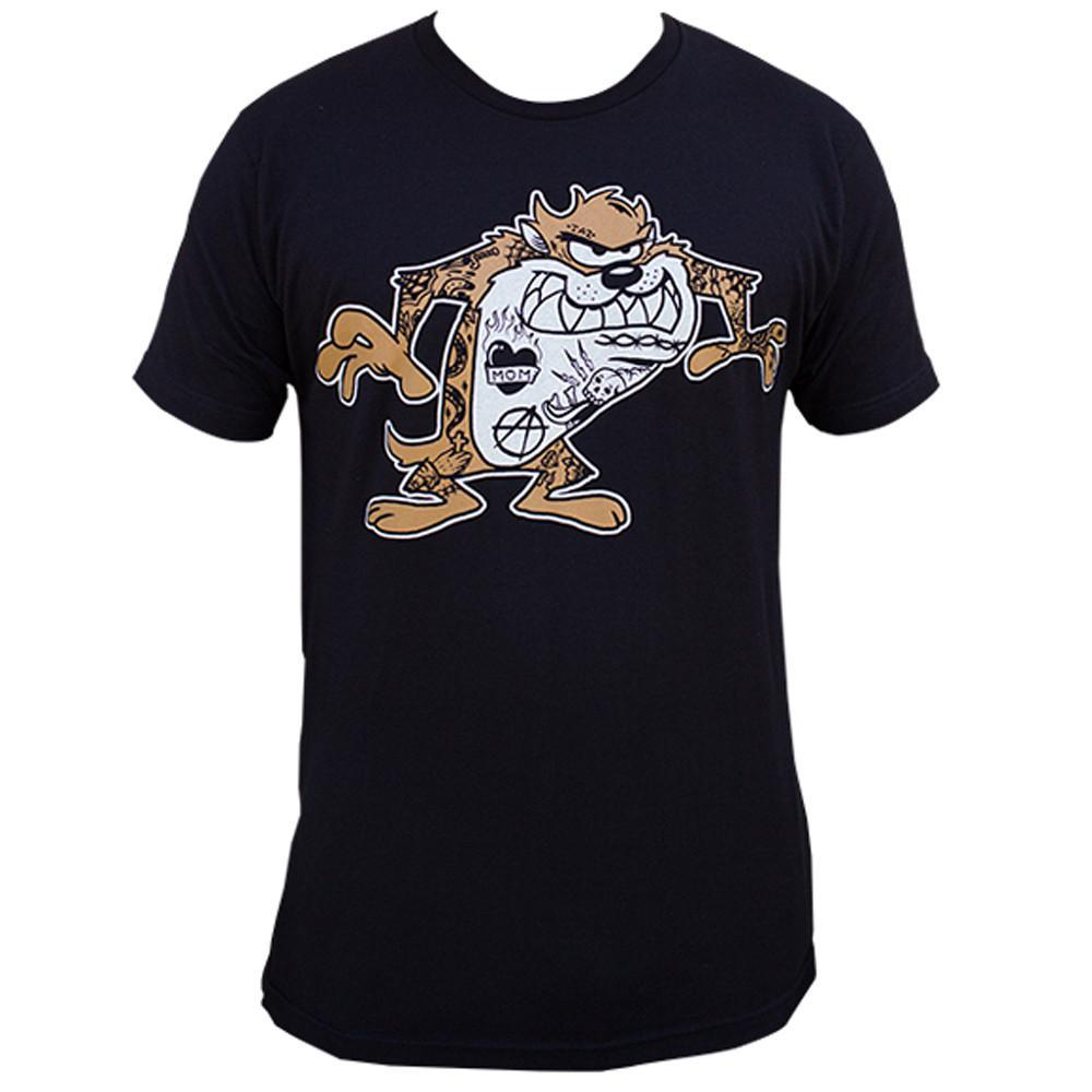 Tattooed Taz Mens Tee - The Atomic Boutique