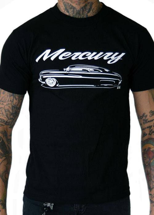 Pinky Star Mercury Mens Tee - The Atomic Boutique