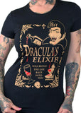 Draculas Elixir Fitted Women's Tee