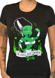 I'm A Well Built Woman Tee
