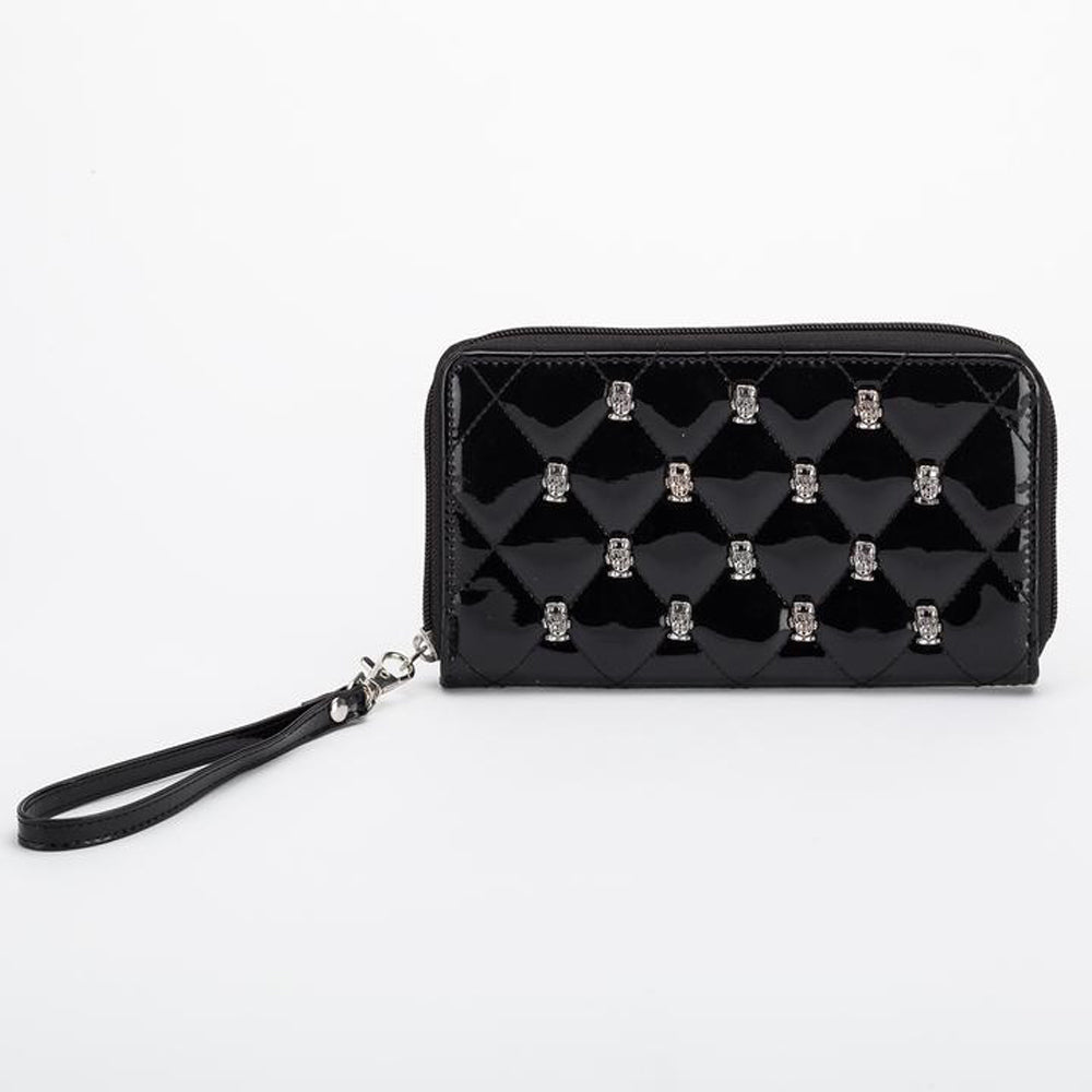 Studded Frankenstein Head Wallet - The Atomic Boutique
