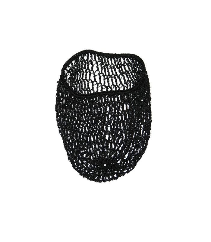 Black Snood Hair Net - The Atomic Boutique