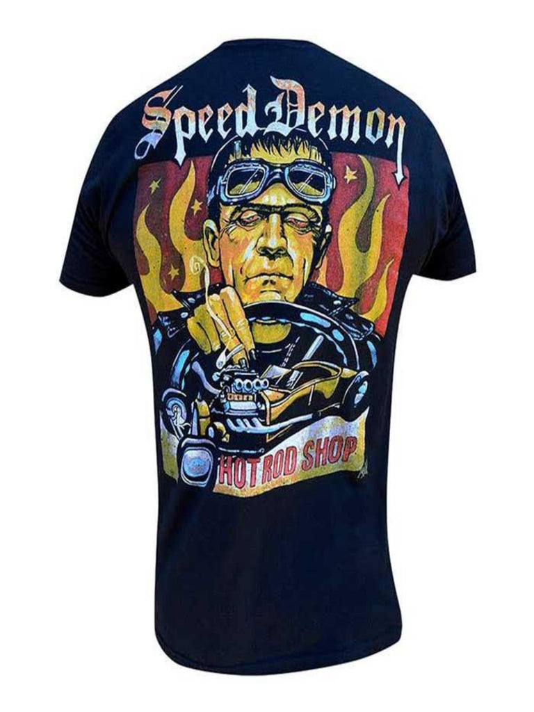 Speed Demon Mens TShirt - The Atomic Boutique  - 1