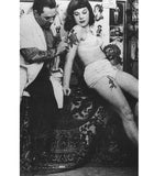 Tattoo Doctor Fine Art Print - The Atomic Boutique