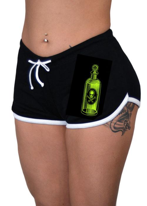 What's Your Poison Boy Shorts