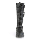 Twenty Hole Knee High Unisex Combat Boots BOLT-425 - The Atomic Boutique