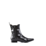 Winklepicker Beatle BROGUE-02 Ankle Boots - The Atomic Boutique