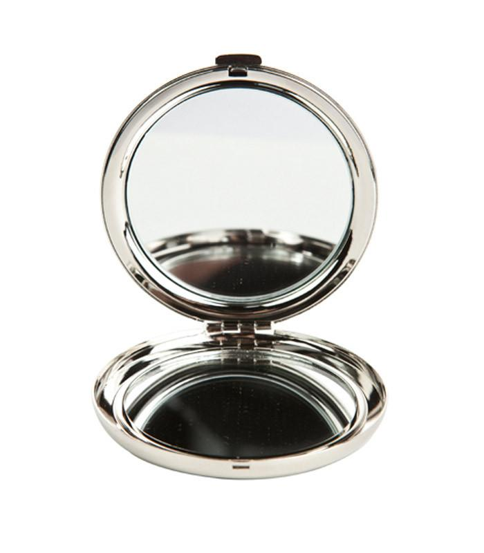 Retro Style Round Compact Mirror - The Atomic Boutique  - 2
