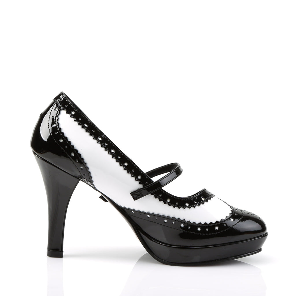 Gangster Mary Jane CONTESSA-06 Pumps - The Atomic Boutique