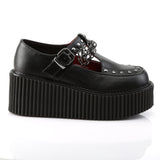 Studded Apron Chain Three Inch Creepers CREEPER-215 - The Atomic Boutique