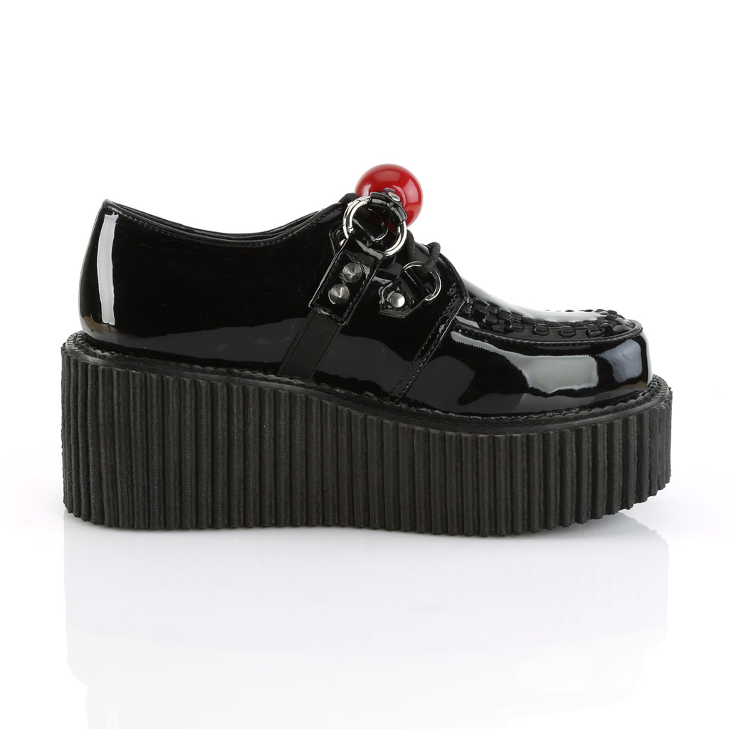Interchangeable Platform Oxford Creepers CREEPER-222 - The Atomic Boutique