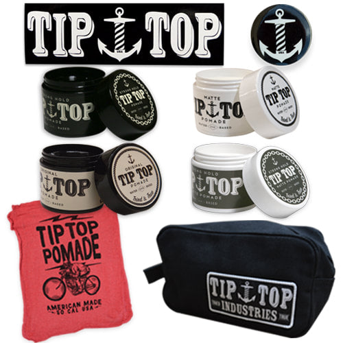 Tip Top Industries Pomade Gift Package - The Atomic Boutique