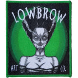 Bride of Frankenstein Patch - The Atomic Boutique