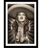 Ranchera Fine Art Print - The Atomic Boutique