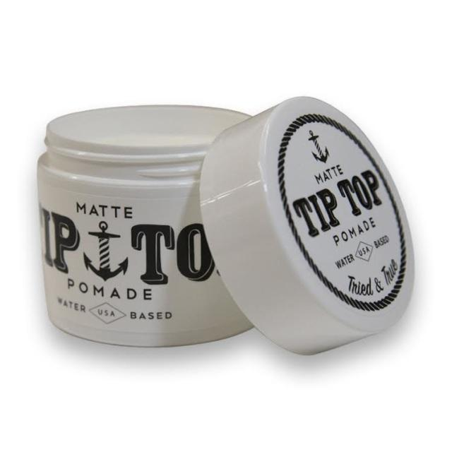 Tip Top Industries Matte Hair Pomade - The Atomic Boutique