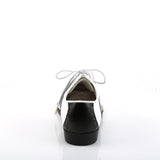 Black and White Saddle Shoes - The Atomic Boutique