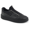 Zip Front Unisex Creeper Sneakers - The Atomic Boutique