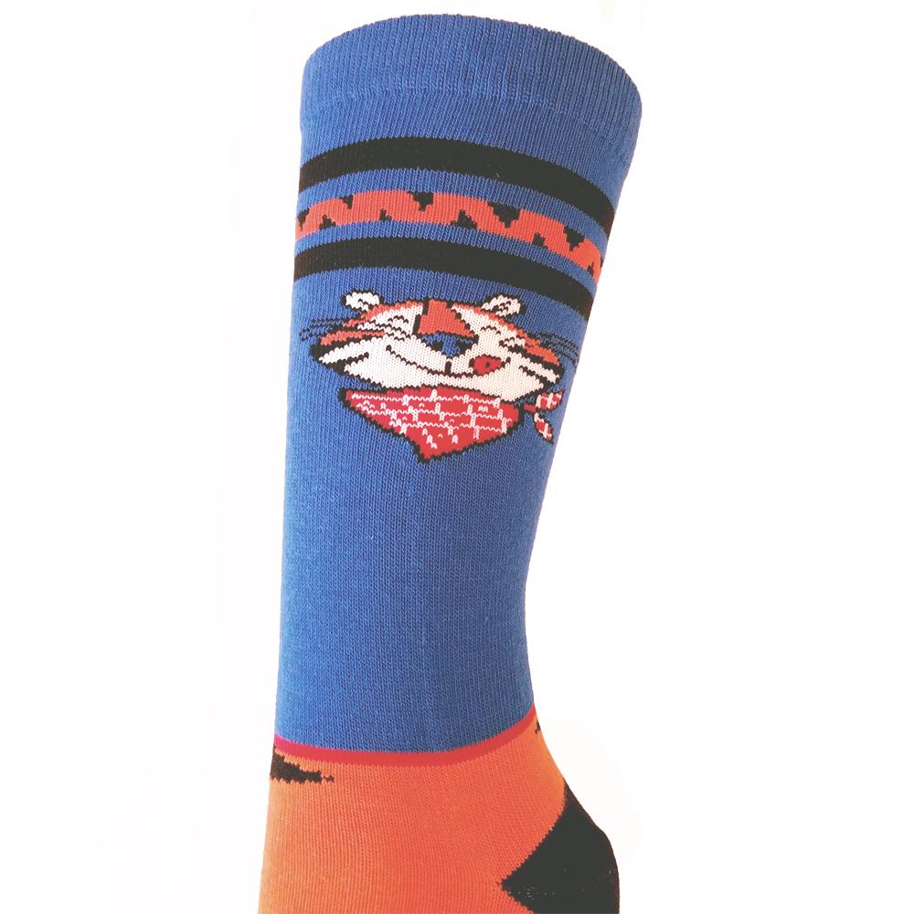 Tony the Tiger Men's Crew Length Socks - The Atomic Boutique