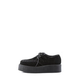 Black Two Inch Demonia V-CREEPER-502S - The Atomic Boutique